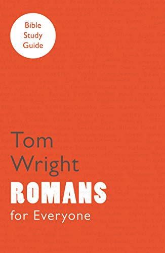 9780281061808: For Everyone Bible Study Guides: Romans (NT for Everyone: Bible Study Guide)