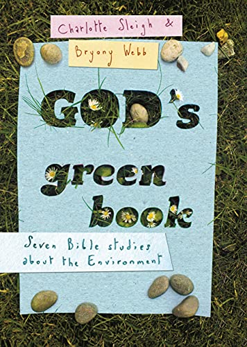 9780281062065: God's Green Book - Seven Bible studies about the environment