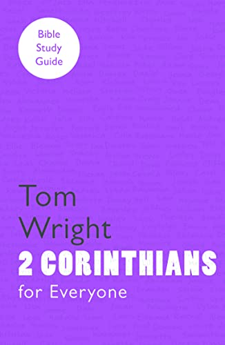 9780281063567: For Everyone Bible Study Guides: 2 Corinthians