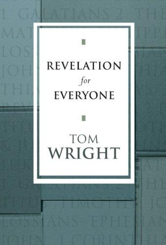 9780281064632: Revelation for Everyone (New Testament for Everyone)