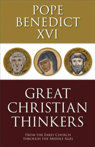 9780281064731: Great Christian Thinkers