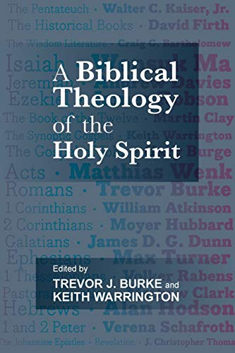 9780281066278: A Biblical Theology of the Holy Spirit