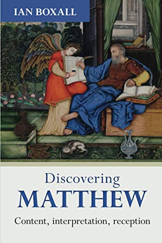 9780281067176: Discovering Matthew