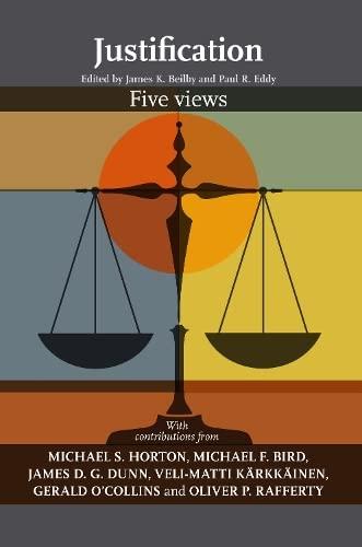 9780281067343: Justification - Five Views