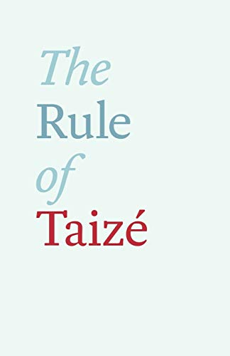 9780281068272: The Rule of Taize