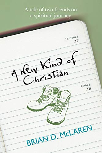 9780281069903: A New Kind of Christian: A Tale of Two Friends on a Spiritual Journey