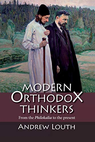 9780281071272: Modern Orthodox Thinkers: From the Philokalia to the Present