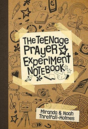 9780281072576: The Teenage Prayer Experiment Notebook