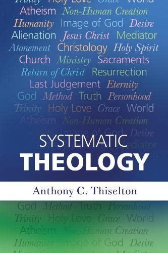 9780281073306: Systematic Theology