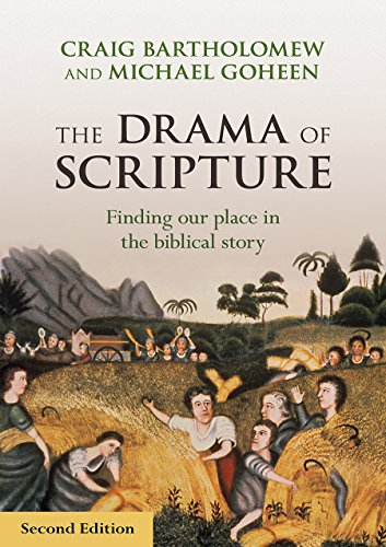9780281073474: The Drama of Scripture: Finding Our Place in the Biblical Story