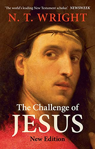 9780281073863: The Challenge of Jesus