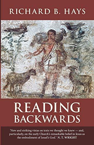 9780281074082: Reading Backwards