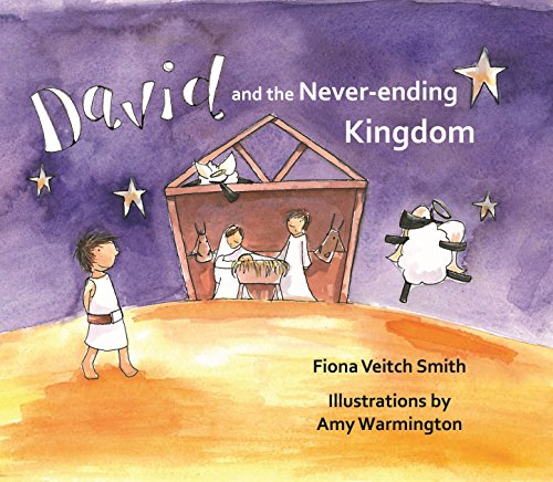 9780281074600: David and the Never-Ending Kingdom