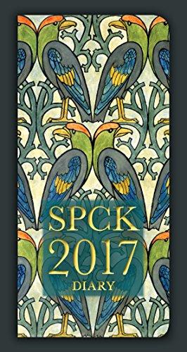 9780281075935: Church Pocket Book & Diary 2017 Birds