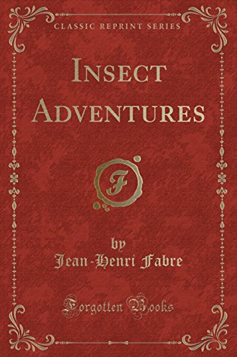 9780282261177: Insect Adventures (Classic Reprint)