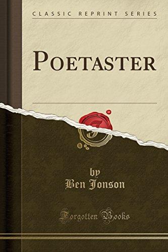 9780282510879: Poetaster (Classic Reprint)