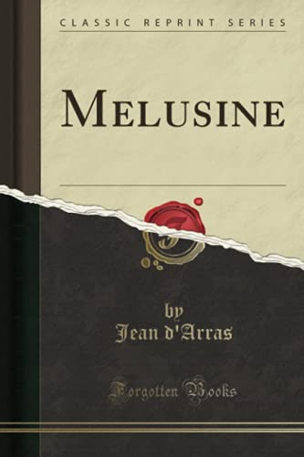 9780282953249: Melusine (Classic Reprint) (French Edition)