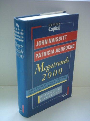 9780283060168: Megatrends 2000