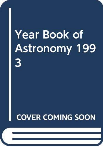 9780283060960: 1993 Yearbook Of Astronomy