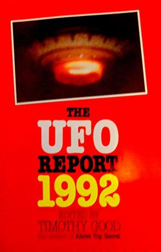 9780283061073: UFO Report: 1992