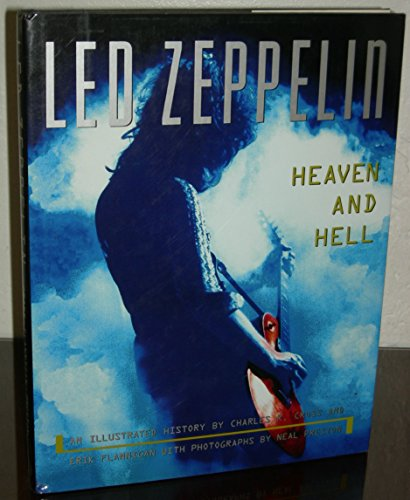 Led Zeppelin: Heaven And Hell: An Illustrated: Flannigan, Erik