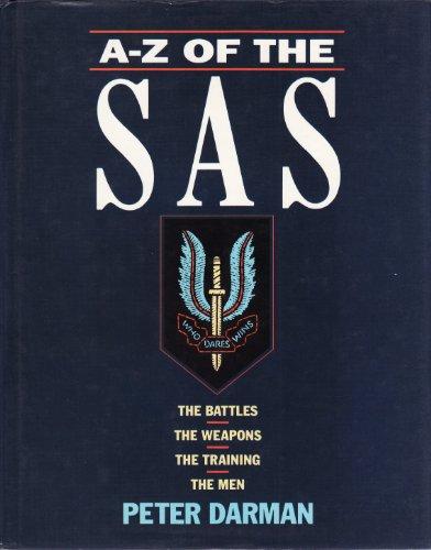 A-Z of the SAS: Darman, Peter