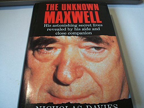 The Unknown Maxwell: Davies, Nicholas