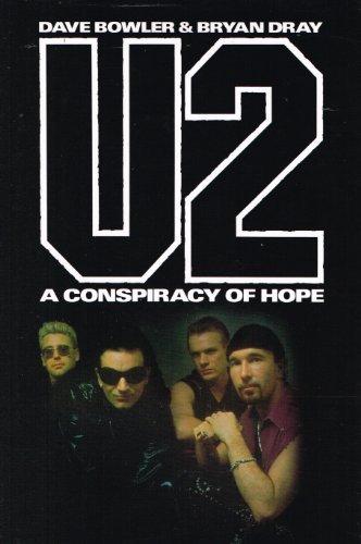 9780283061691: U2: A Conspiracy of Hope
