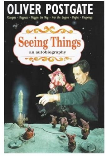 Seeing Things: An Autobiography (SCARCE HARDBACK FIRST EDITION, FIRST PRINTING SIGNED BY OLIVER P...