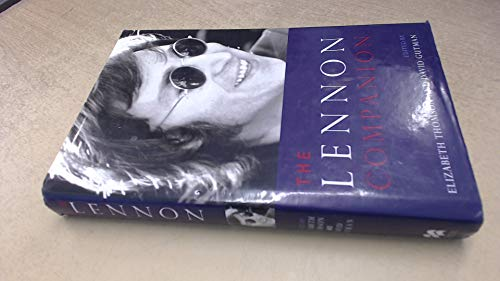 9780283063763: The Lennon Companion