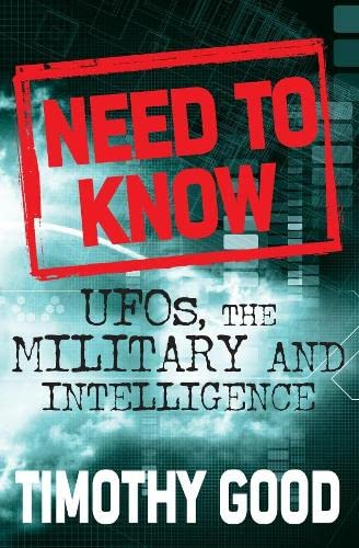 9780283070341: Need to Know: UFOs, the Military and Intelligence