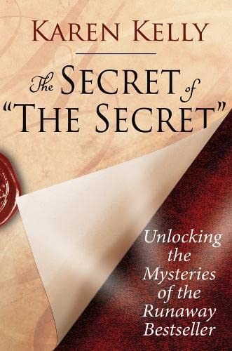 The Secret of 'The Secret' (0283070617) by Karen Kelly