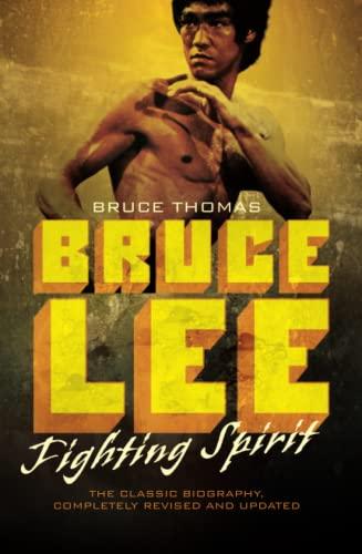 9780283070662: Bruce Lee: Fighting Spirit