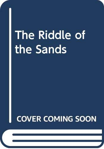 9780283979071: The Riddle of the Sands
