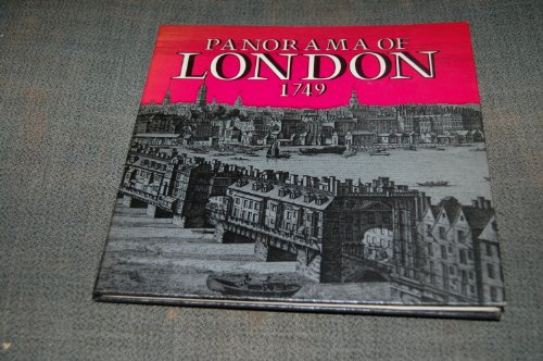 Panorama of London 1749: Buck Samuel