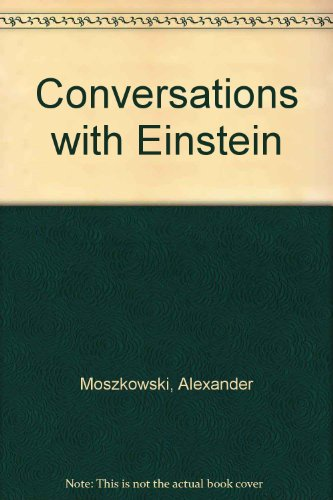 9780283979248: Conversations with Einstein