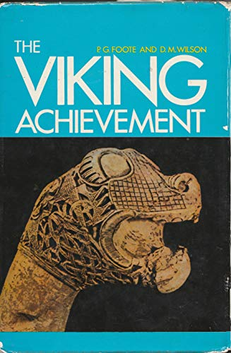 9780283979262: The Viking Achievement (Sidgwick & Jackson Great Civilizations Series)