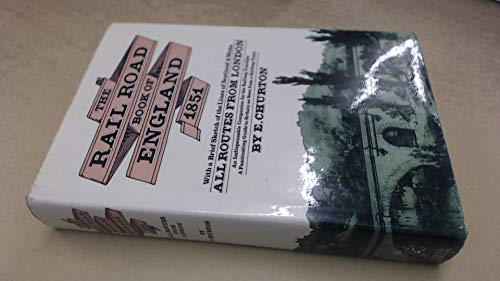 9780283979446: Railroad Book of England, 1851