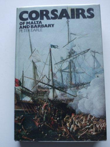 9780283980930: Corsairs of Malta and Barbary