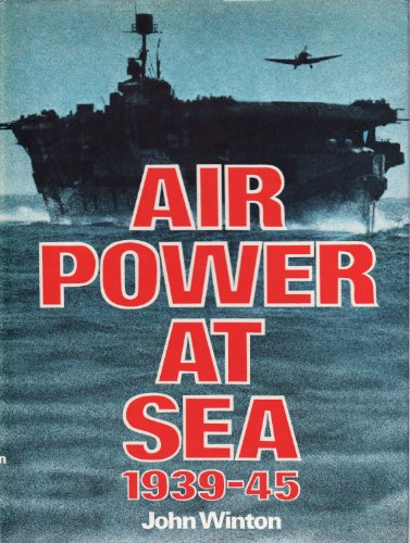 9780283983139: Air Power at Sea 1939-45