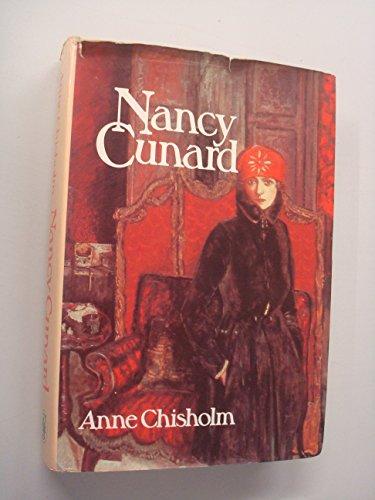 9780283983351: Nancy Cunard