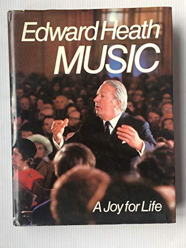 Music - A joy for life - signiert: Heath, Edward