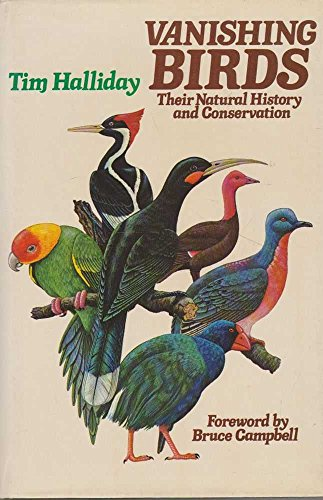 9780283983917: Vanishing Birds: Their Natural History and Conservation