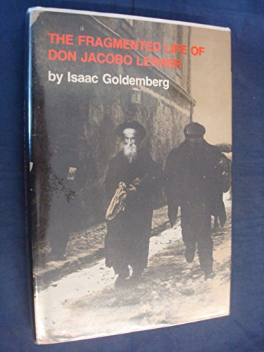 9780283984303: Fragmented Life of Don Jacobo Lerner