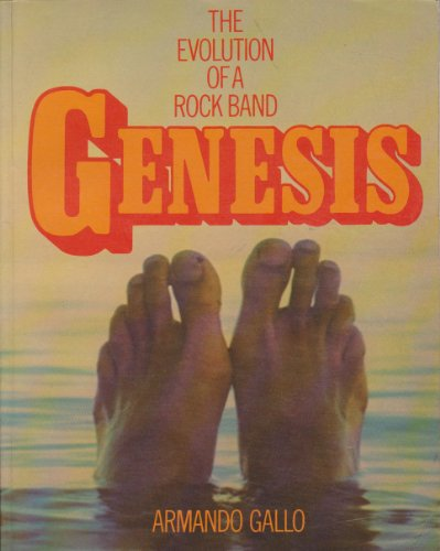 9780283984402: Genesis - The Evolution Of A Rock Band