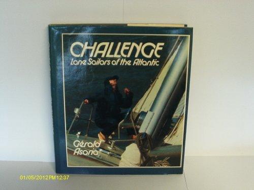 9780283984501: Challenge: Lone Sailors of the Atlantic