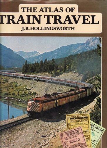 9780283987069: Atlas of Train Travel