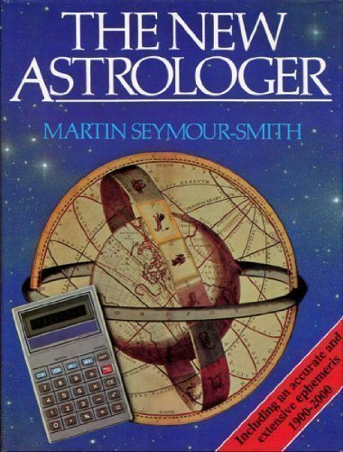 9780283987588: New Astrologer