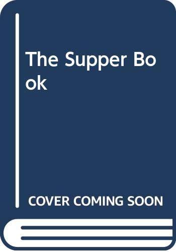 9780283988301: Supper Book