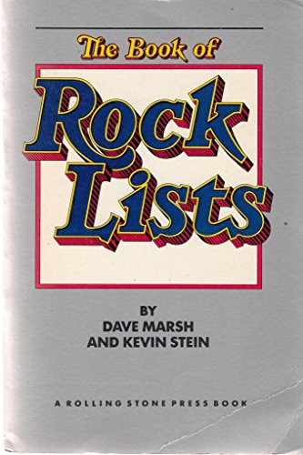 9780283988370: Book of Rock Lists